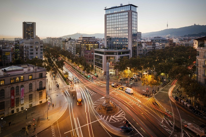 Casa SEAT, Barcelona