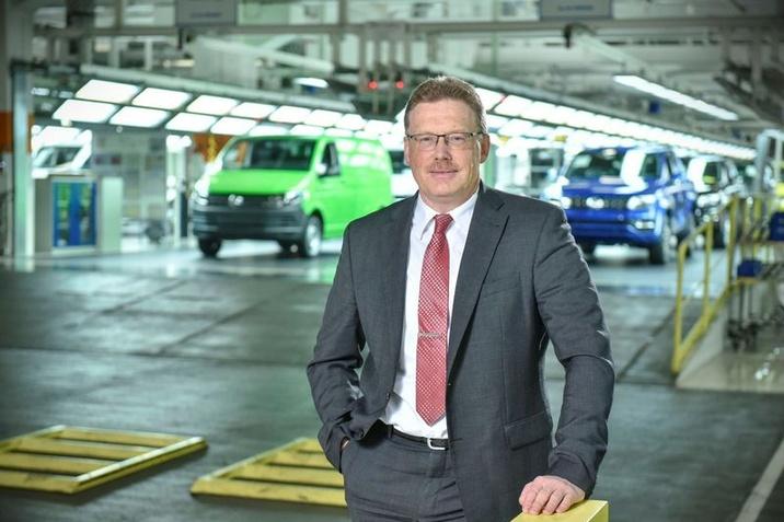 Dr. Josef Baumert - Volkswagen