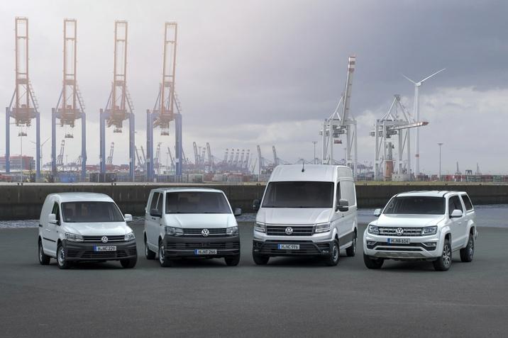 Volkswagen haszongépjárművek