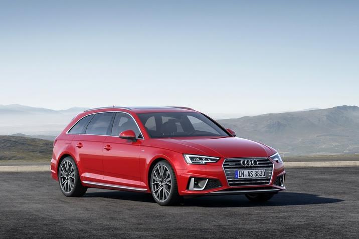 Kiemelkedő formában az Audi modelljei