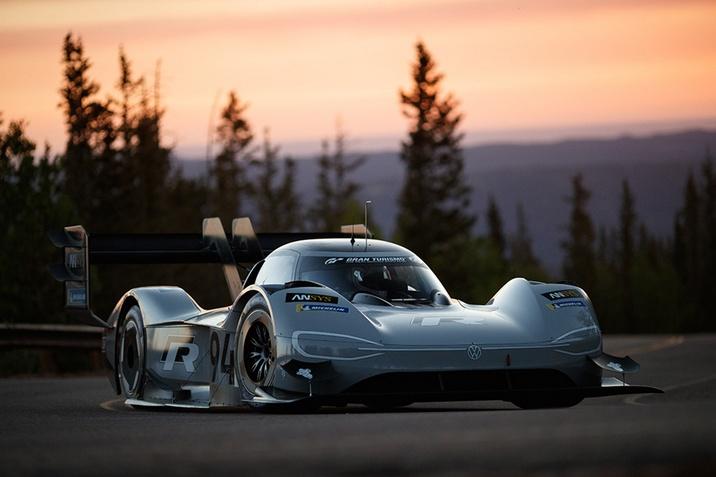 VW Pikes Peak