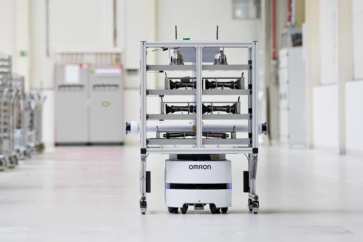 Automata szállítórobot